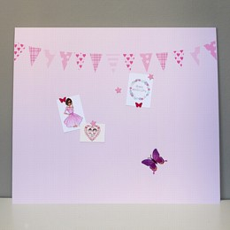 Giant Pink Bunting
