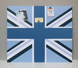 Giant Blue Union Flag