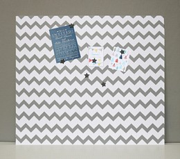 Giant Grey Chevron